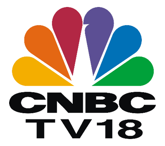 CNBC TV18 logo
